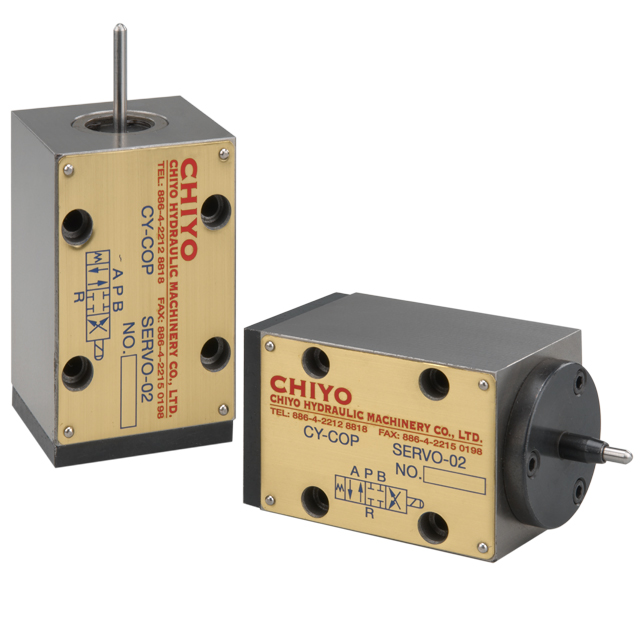 Kaiyu oil pressure servo valve